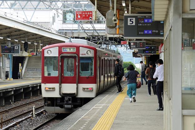 近鉄1230系@鳥羽駅