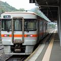 キハ25@鳥羽駅