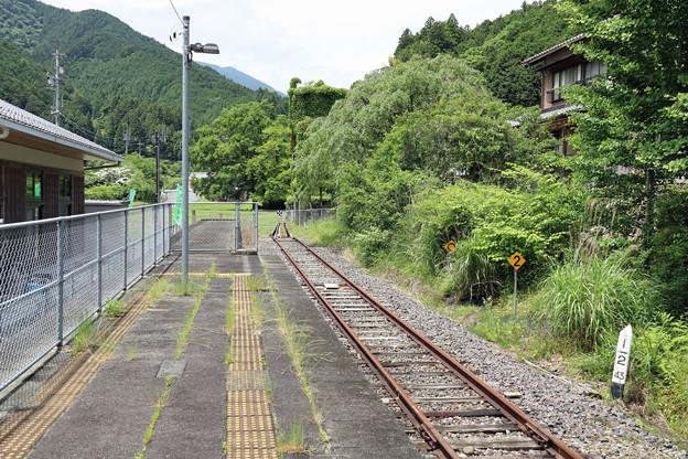 名松線の終点