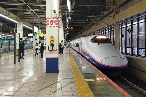 とき301号@大宮駅