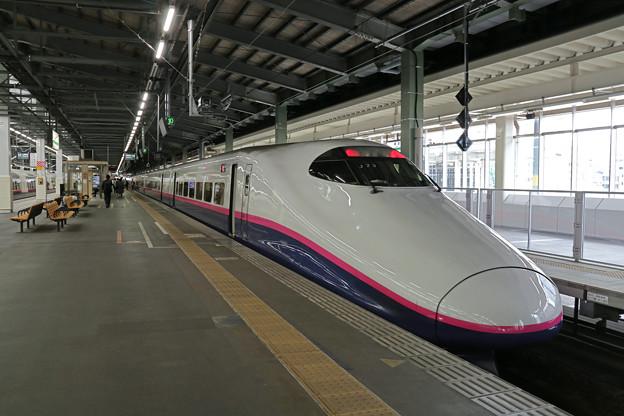 とき301号@新潟駅