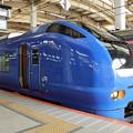 Photos: E653系瑠璃色編成@新潟駅