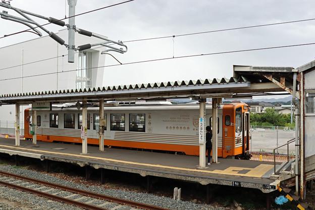 おもちゃ列車@羽後本荘駅