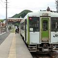 Photos: キハ100@ほっとゆだ駅