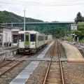 Photos: ほっとゆだで列車交換