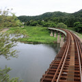Photos: 第一和賀川橋梁