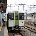 Photos: キハ100@北上駅