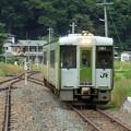 Photos: 盛岡行き快速リアス@上米内駅