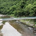 Photos: 山田線の車窓(閉伊川)