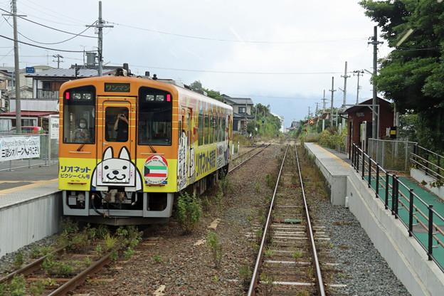 36-700形@岩手船越駅