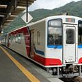 三陸鉄道36-700形@釜石駅