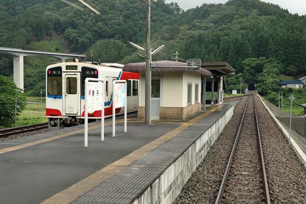 三陸鉄道唐丹駅
