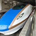 Photos: 仙台にE7系!?
