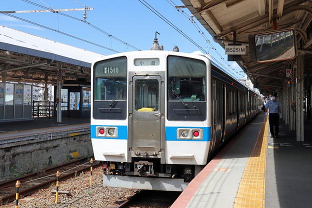 415系1500番台@下関駅