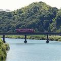 錦川橋梁を行くNT3000