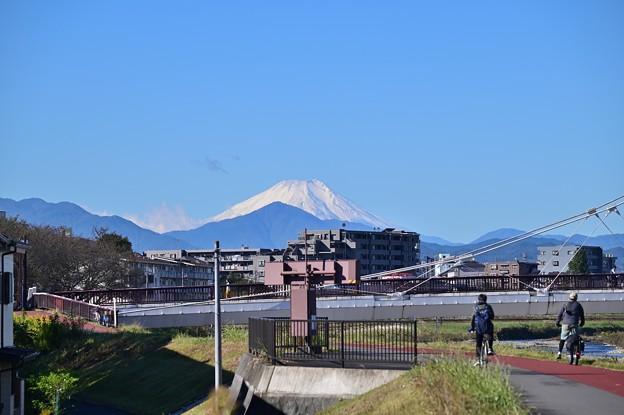 富士山 綺麗だな