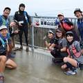 新城方面からのトレラングループが久しぶりに富幕山に~