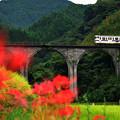 在りし日の日田彦山線