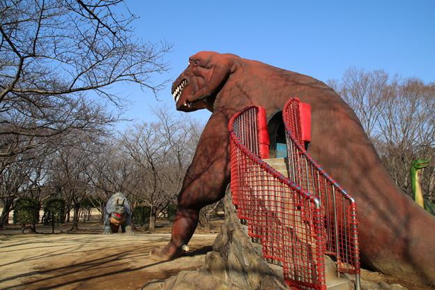 恐竜_公園 D7930