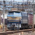 Photos: EF66-27牽引73レ馬橋貨留線抑止