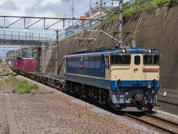 EF65-2083 1091レ