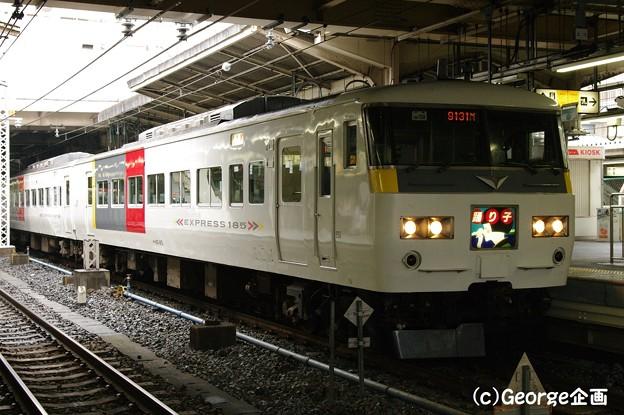 185系踊り子号上野駅