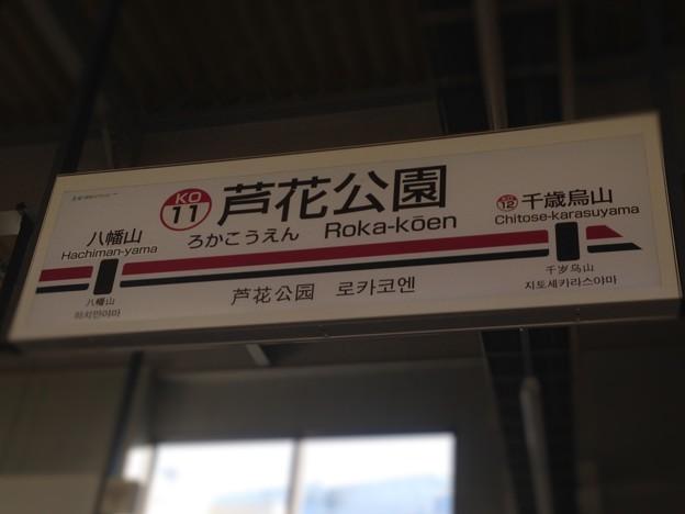 KO11 芦花公園 Roka-Kōen