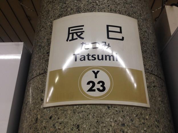 Y23 辰巳 Tatsumi