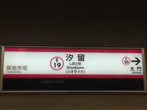 E19 汐留 Shiodome