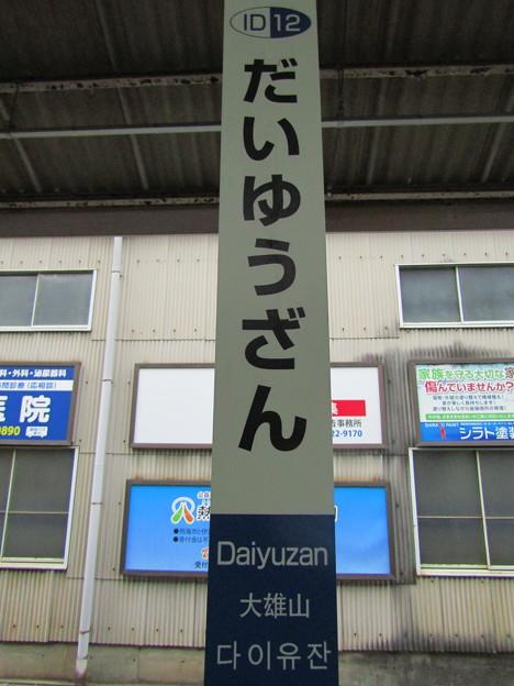 ID12 大雄山 Daiyūzan