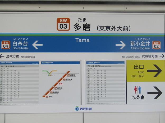 SW03 多磨 Tama