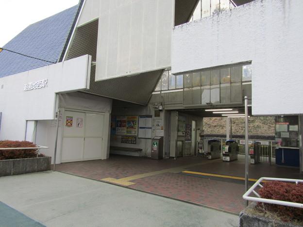 遊園地西駅