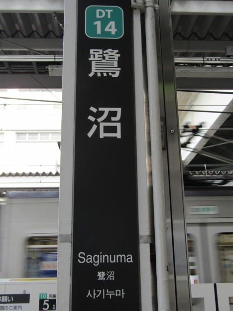 DT14 鷺沼 Saginuma