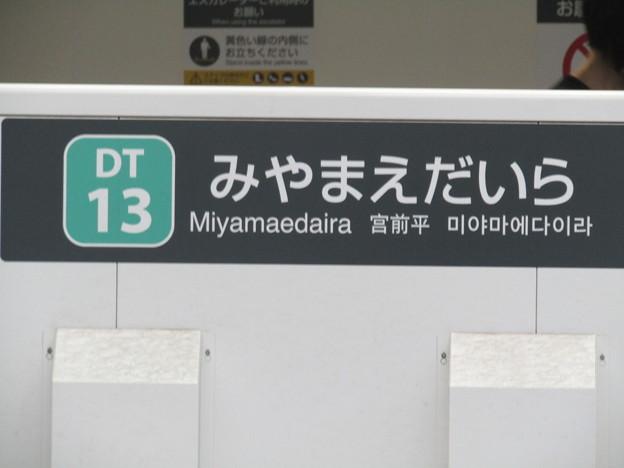 DT13 宮前平 Miyamaedaira