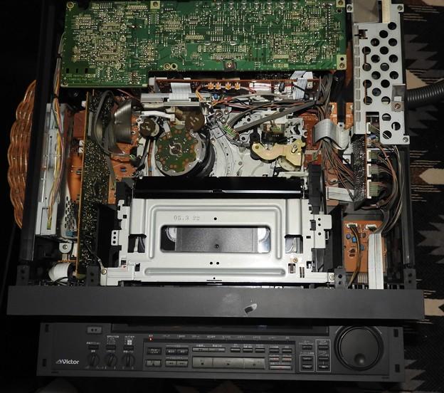 VHS HR-X3 復活