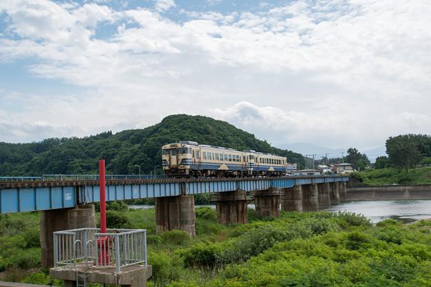 五能線 陸奥柳田駅~陸奥赤石駅