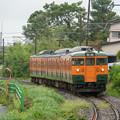 Photos: 越後線 青山駅