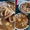 とみ田5――淡路島たまねぎ + 讃岐コーチン7味玉 + 長野メンマ