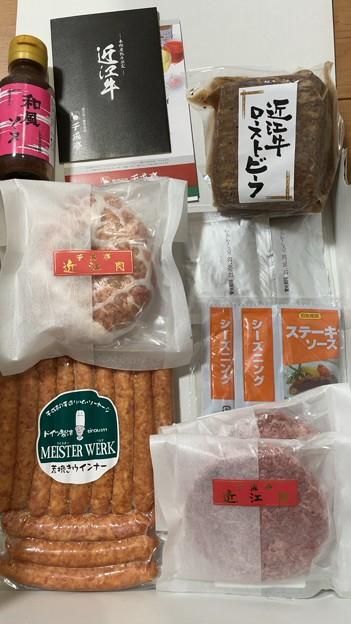 おうみぎゅう再び!(゜▽、゜)