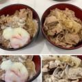 Photos: 鹿児島黒豚1――豚丼2 + 淡路島たまねぎ + 青森 緑の一番星2.5