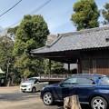 志村城(城山熊野神社。板橋区)