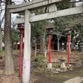 Photos: 四本木稲荷神社(北区)