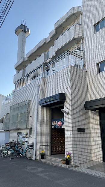 洲崎遊廓――名前が気になってm(_ _)m (江東区)