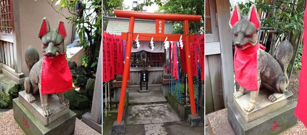 洲崎神社(江東区)於六稲荷