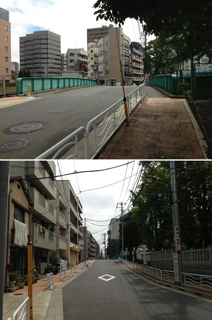 弁天橋西詰(江東区)