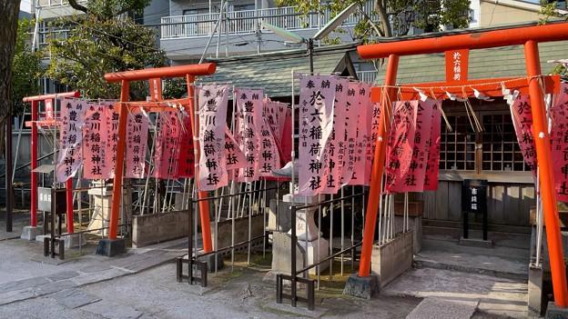 洲崎神社(江東区)境内社