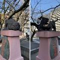 洲崎神社(江東区)狛犬