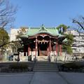 洲崎神社(江東区)社殿