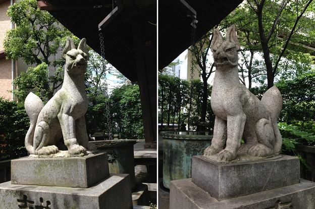 繁栄稲荷神社(江東区木場)
