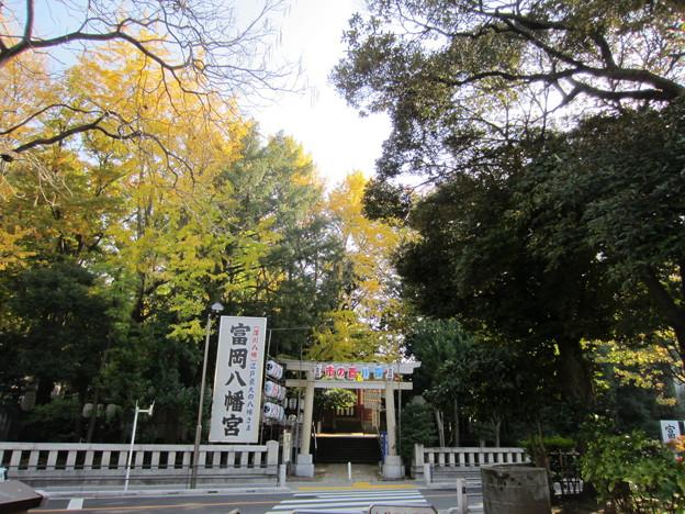 11.11.24.富岡八幡宮(江東区)西北鳥居